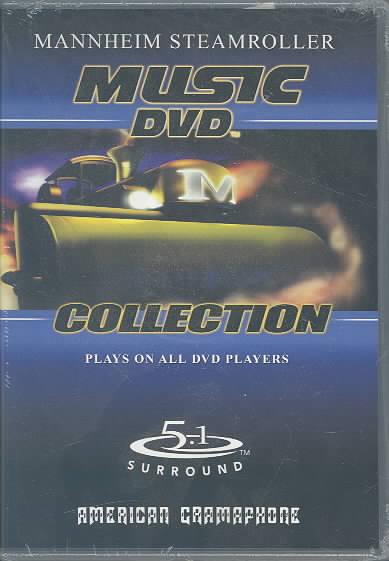 MUSIC DVD COLLECTION BY MANNHEIM STEAMROLLER (DVD)